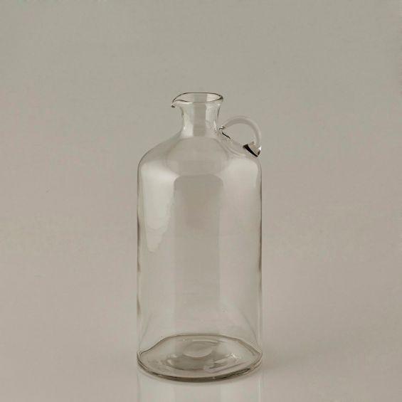 Vaso Caraffa: vasi in vetro trasparenti design EDG