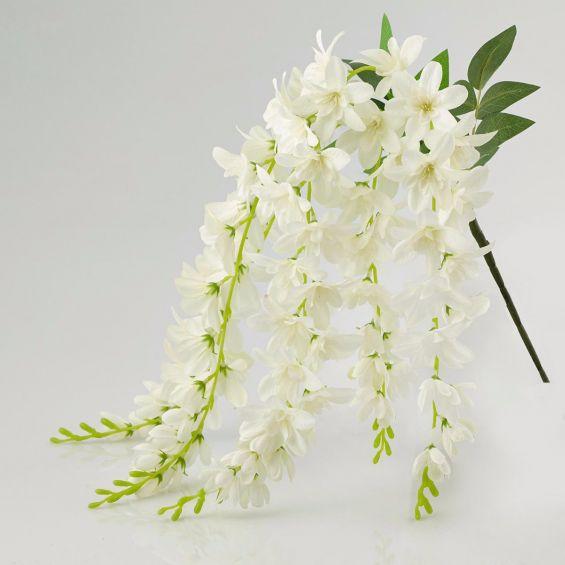 Cespuglio di Aelesia cadente: fiori artificiali di alta qualità