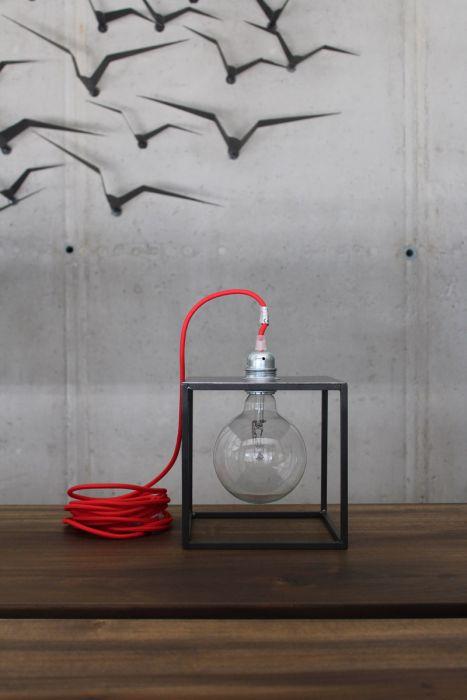 STELO: Lampada di Ferro Design