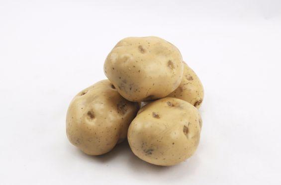 Patata finta: frutta e verdura finta