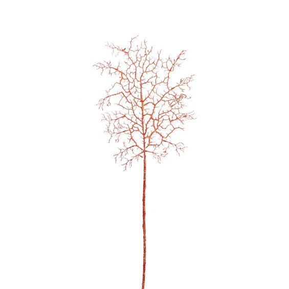 Ramo artificiale di Corallo rosa | Fiori artificiali di qualità