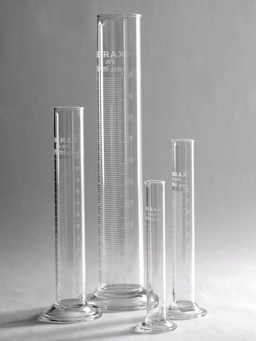 Vaso Graduato: vasi vetro trasparenti design Serax
