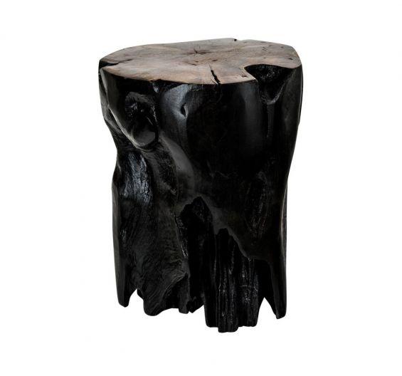 Sgabello tronco d'albero: tronchi di legno da arredo