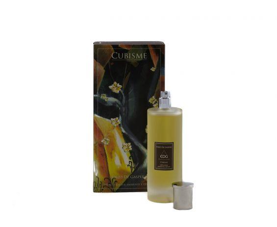 Cubisme: profumi spray per la casa e per tessuti EDG