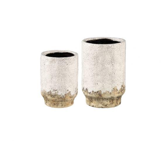 Vaso Bianco Flash: Vasi design PTMD