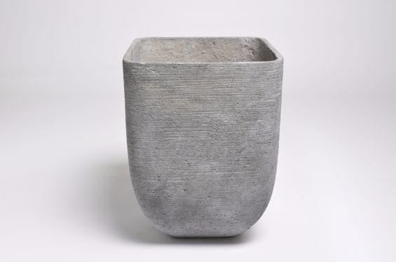 Vaso Rough: vasi in cemento da esterno D&M