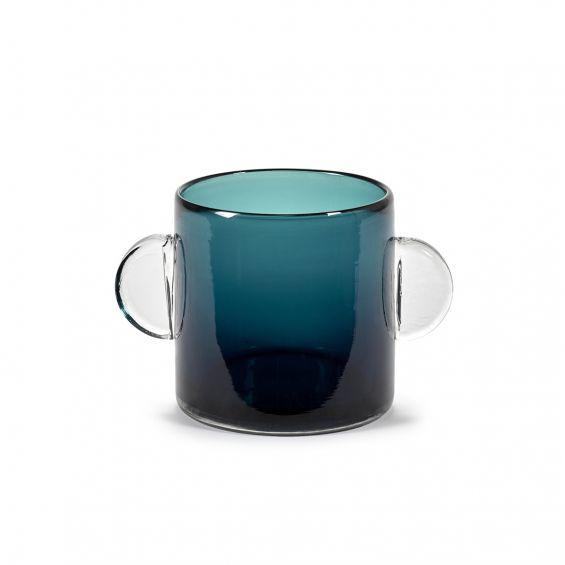 Vaso Wind & Fire Dark Blue H13