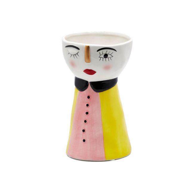 Vaso Doll Giallo
