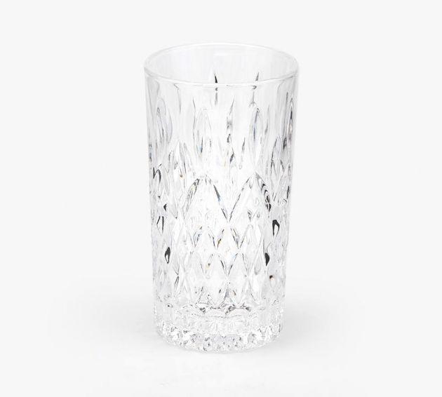 Bicchiere Rombi Set/6pz H14