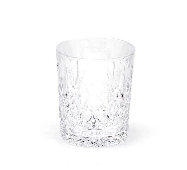Bicchiere Rombi Set/6Pz H10