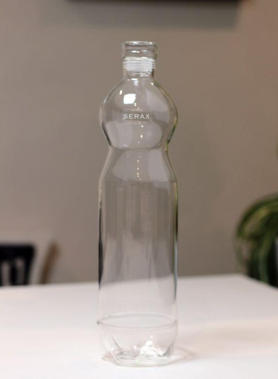 Bottiglie di vetro 1,5 litri con tappo ermetico Serax