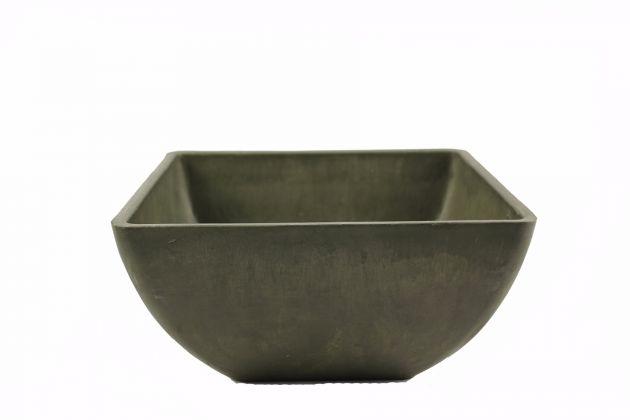 Ciotola D30: vasi in resina da esterno D&M