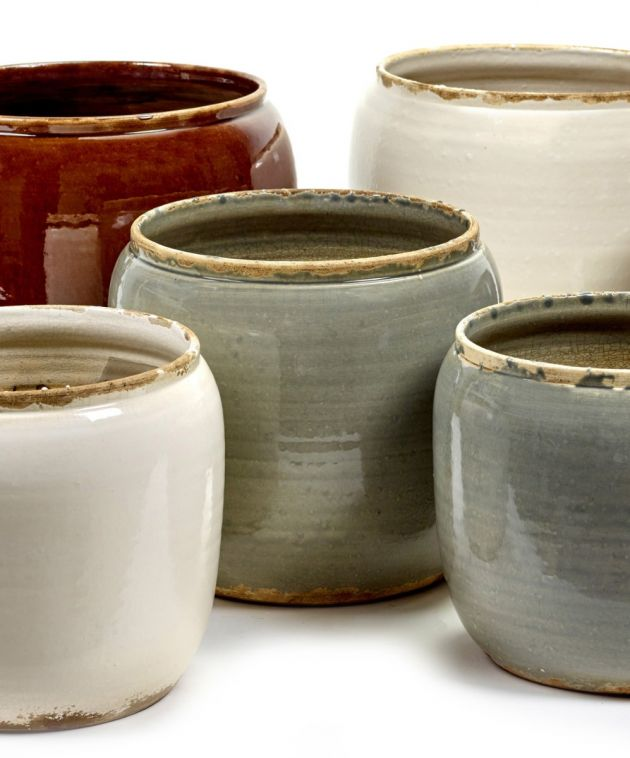 Vaso Costa : Vasi in ceramica design Serax