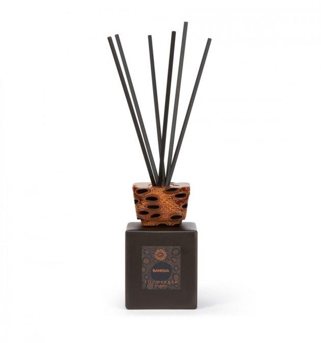 Banksia 250ml: diffusore essenze con bastoncini Locherber Milano