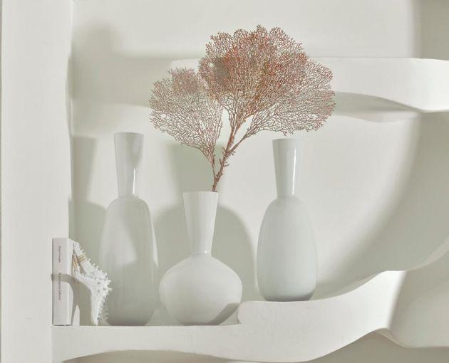 Gorgonia: ramo decorativo di corallo finto