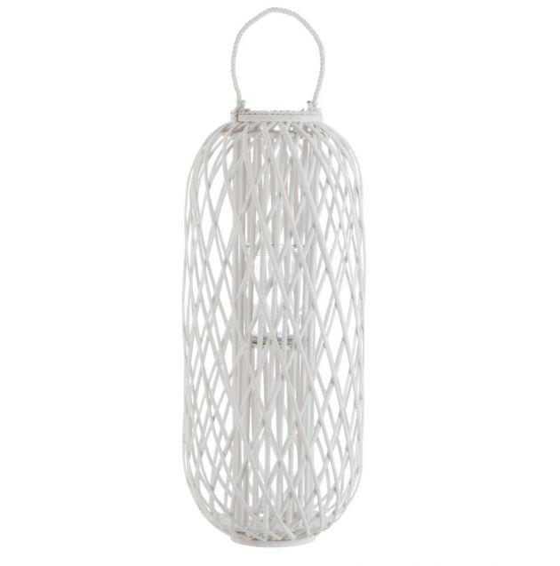 Lanterna Cilindro Salice Bianco : Lanterne Giganti