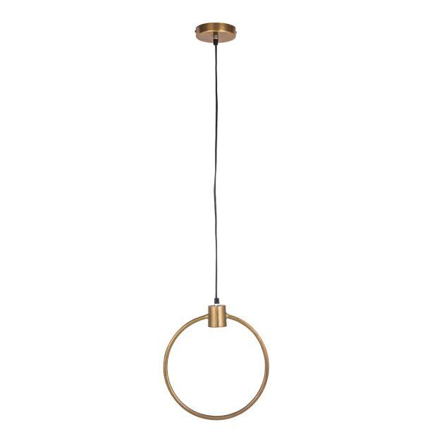 Lampadario cerchio EDG Enzo De Gasperi design