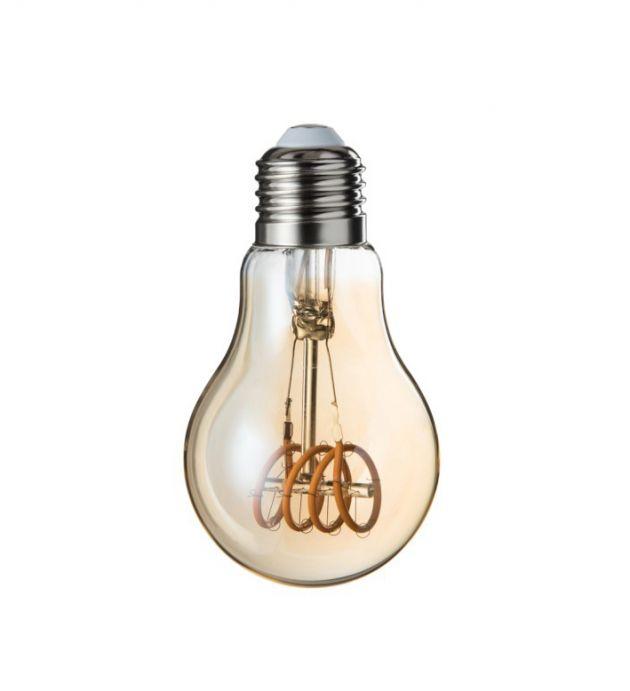 Lampadina Led A19 Filamento retrಠE27 : lampadine a led vintage