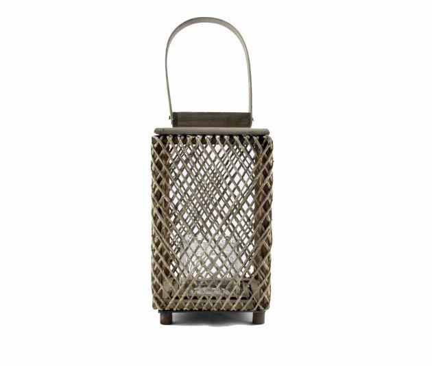 Lanterna Sheen H34: lanterne in legno D&M