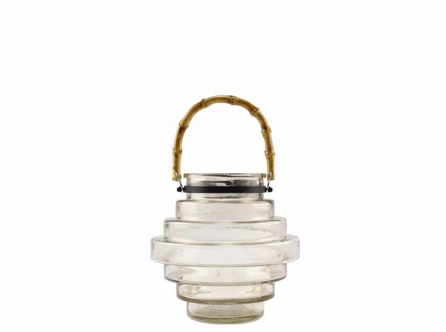 Strati: lanterne portacandele in vetro EDG Enzo De Gasperi