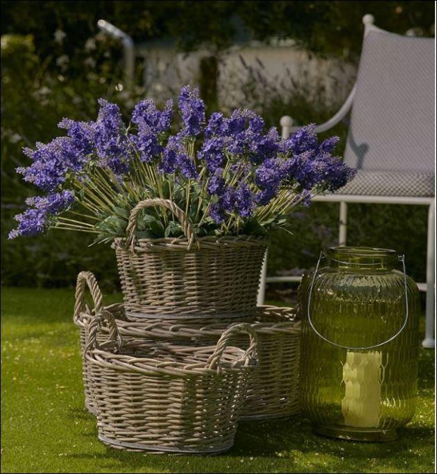 Lavanda: piante artificiali di qualità