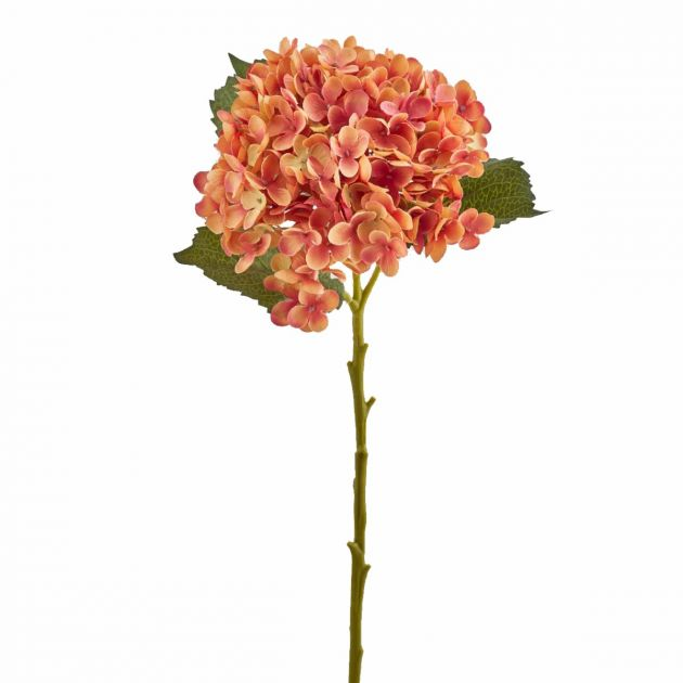 Ortensia arancione: Ortensie finte, fiori artificiali di alta qualità