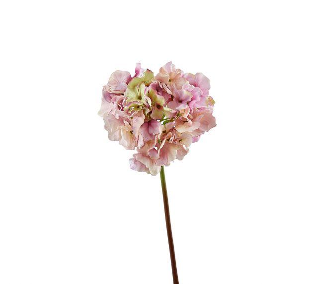 Ortensia Rosa finta: fiori artificiali di alta qualità