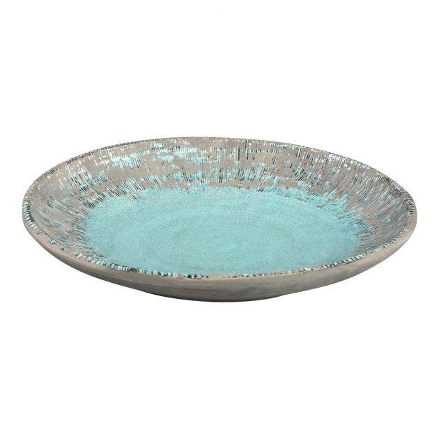 Esmay piatto centrotavola o svuotatasche: piatti decorativi PTMD