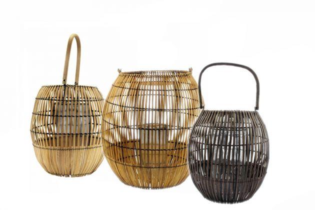 Lanterna Tight: lanterne grandi in legno D&M