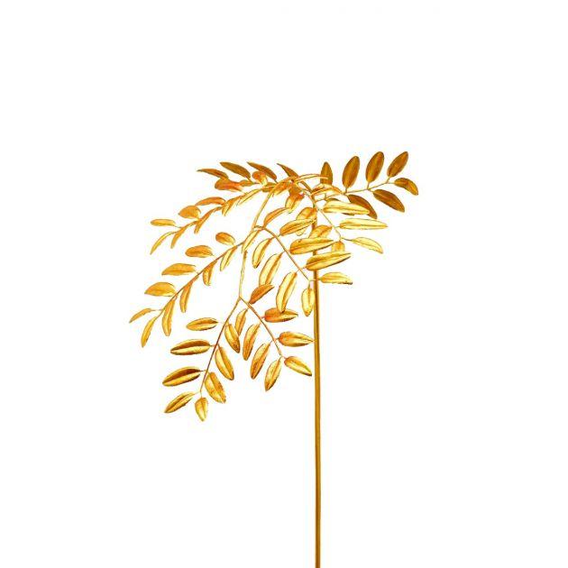 Ramo Acacia Artificiale color oro H75: Rami artificiali di qualità