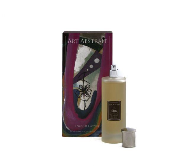 Art Abstrait: profumi spray per la casa e per tessuti EDG