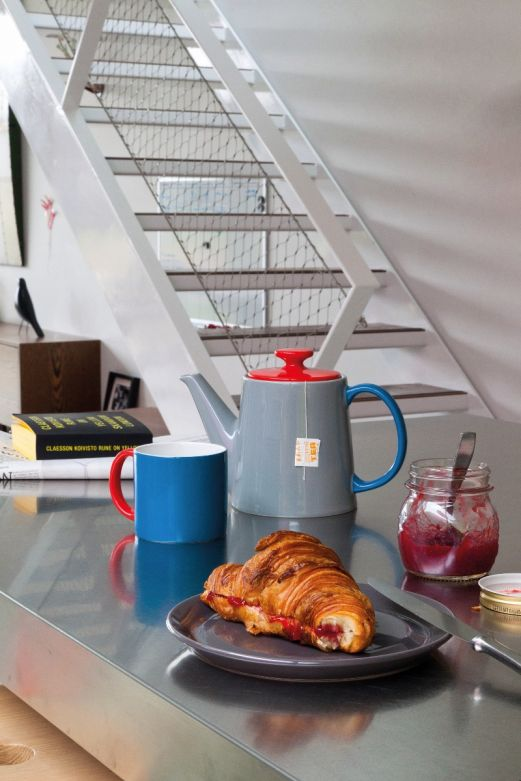 Tazza Mug: tazze colazione grandi Jansen CO, tazze da latte colorate
