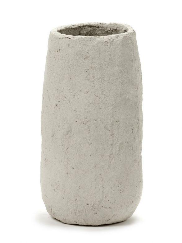 Anfora Marie Paper: particolari vasi di cartapesta design Serax