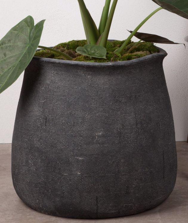 Vaso JUG XL: vasi in cemento da esterno o da interno D&M