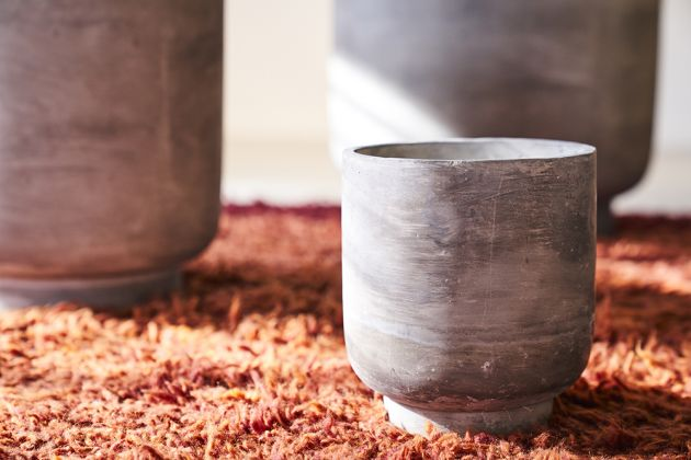 Vaso Tale : Vasi in cemento di design