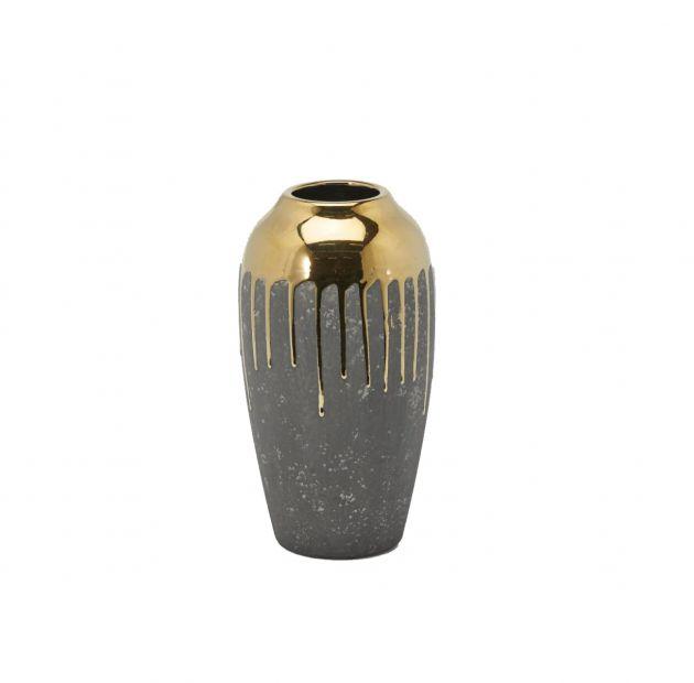 Mom : Vaso con oro colato