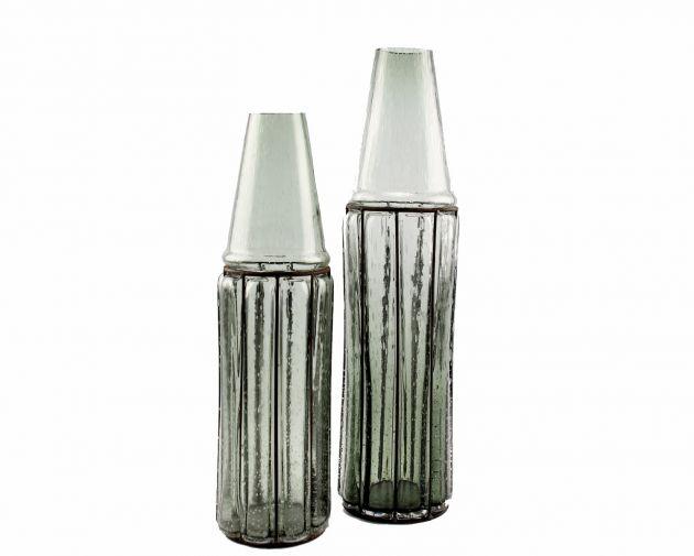Vaso Matita: vasi in vetro trasparenti design EDG