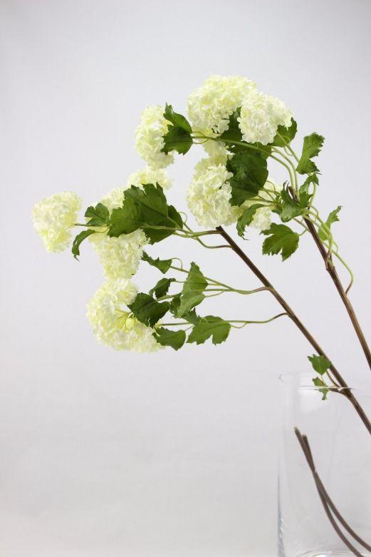 Fiori di Viburno palla di neve: fiori artificiali di alta qualità