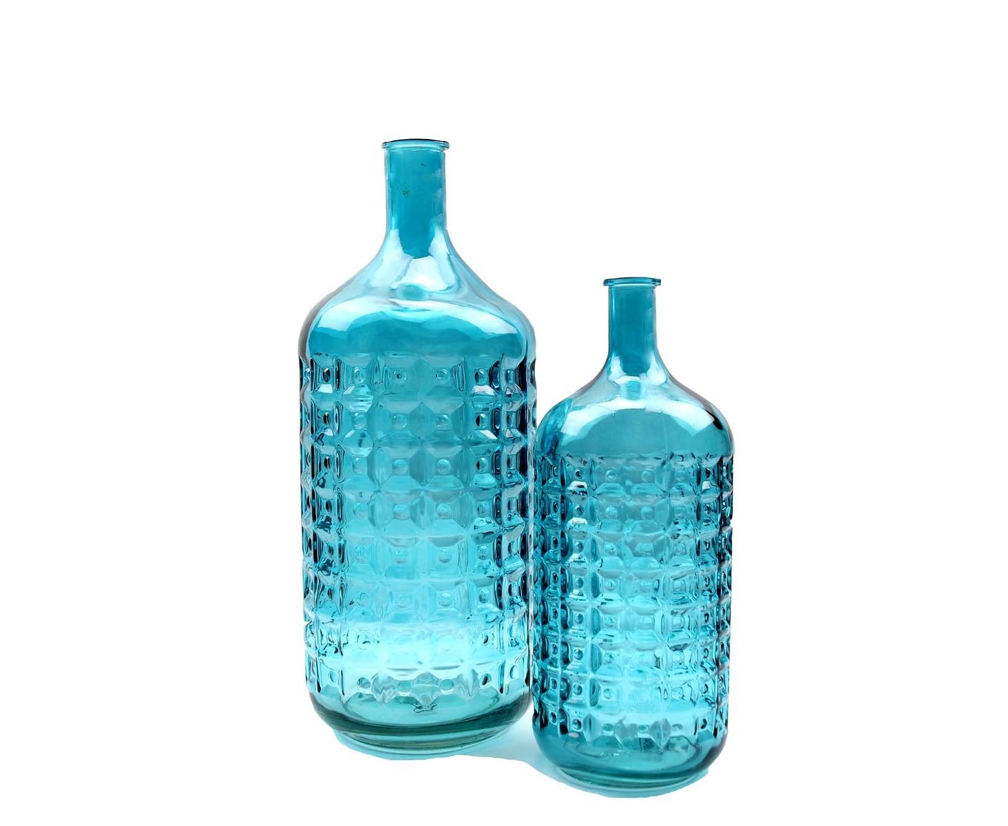 Vaso Bottiglia Serenity Blue