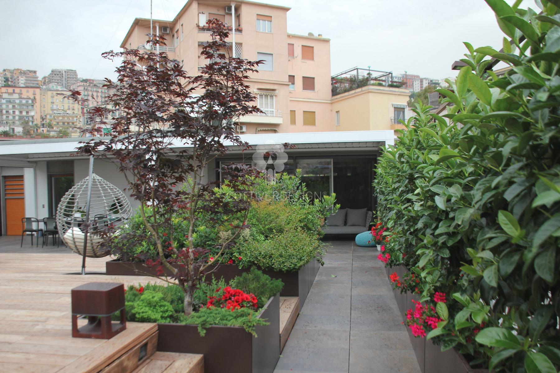 Divisorio per giardino con trasformare balcone giardino for Balcone giardino