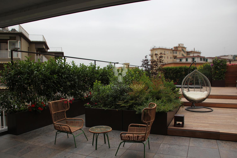 Awesome Terrazzi Pensili Pictures - Idee Arredamento Casa & Interior ...